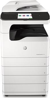 HP Tiskárna velká